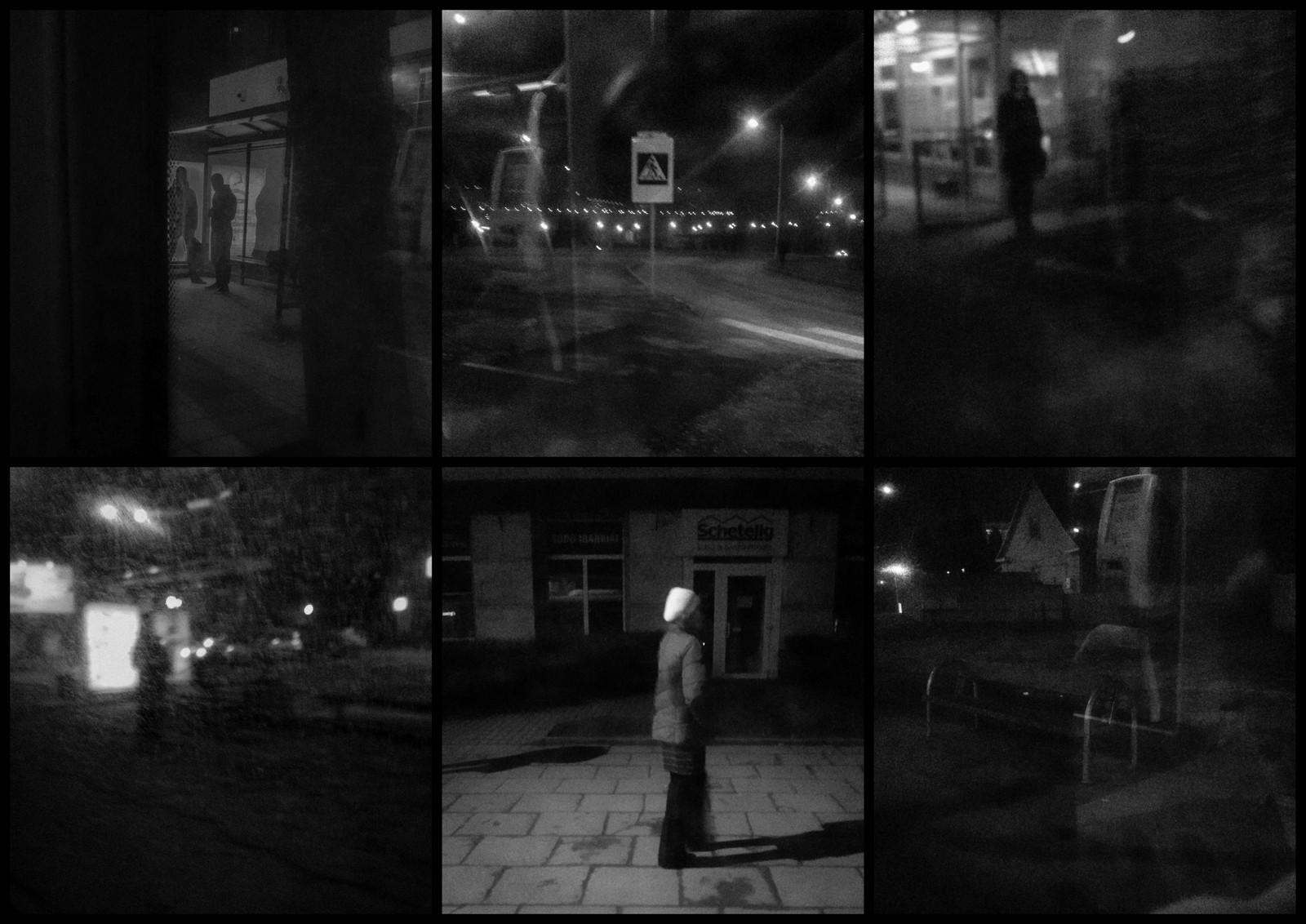 Naktinės Kauno stotelės
