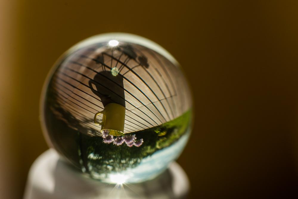 Žaidimas - česnakų žiedai kvepalų buteliuko kamštuke :)