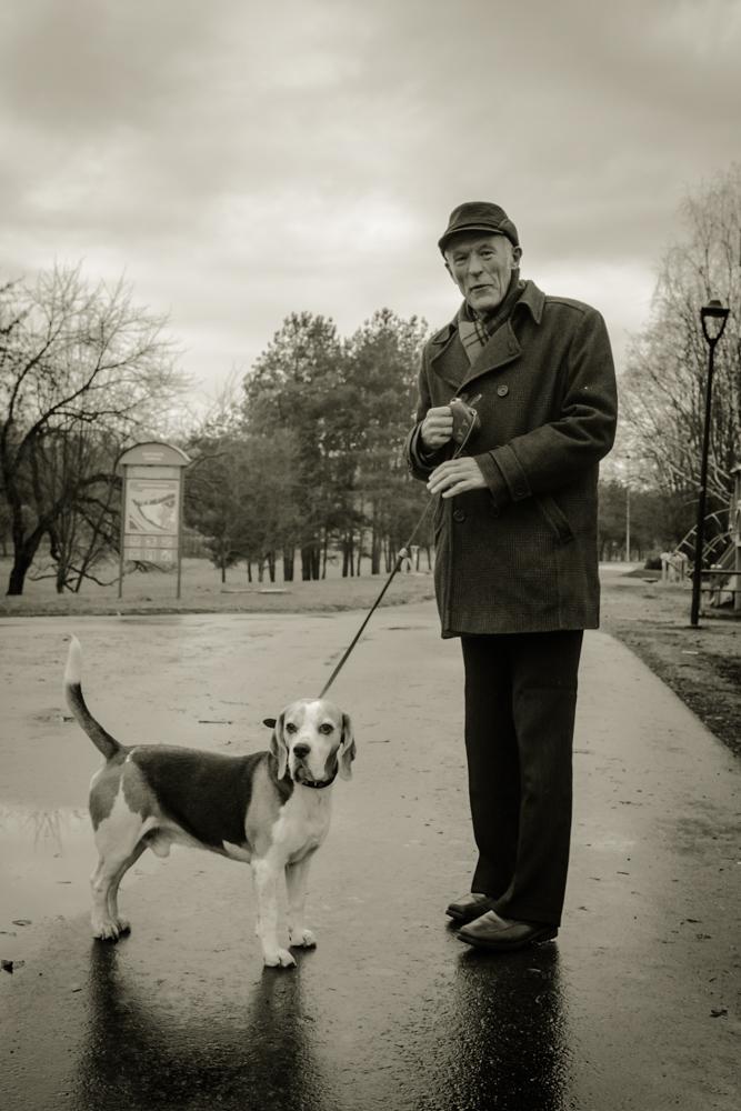 Benediktas, kuris vedžiojo dukters šunį