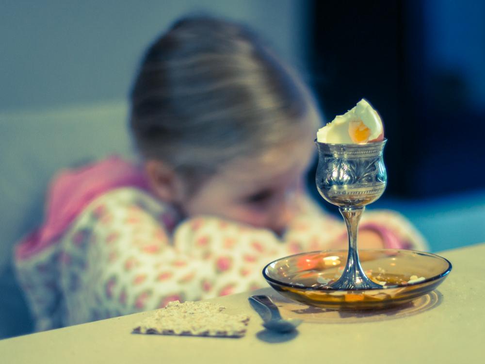 Vaiko pusryčiai